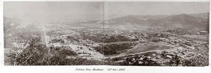Salina Cruz Harbour, Mexico, 21st October 1907.