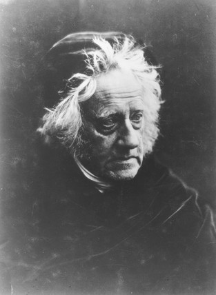 Sir John Frederick William Herschel, c 1865.