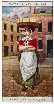 'Ripe Asparagus', 1916.
