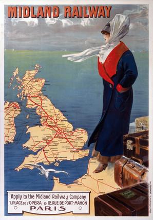 'Paris', MR poster, c 1900-1922.