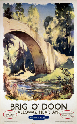 'Brig O'Doon', BR (ScR) poster, 1948-1965.