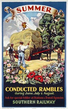 'Summer', SR poster, 1936.