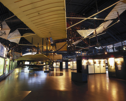 The Flight Gallery, Science Museum, London, 2000.