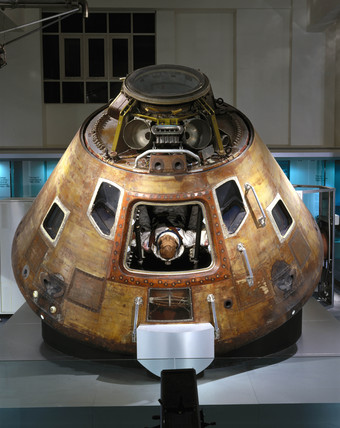 Apollo 10 Command Module, 1969