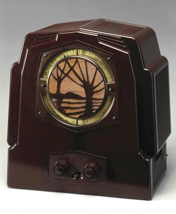 Ekco SH25 radio, 1932.