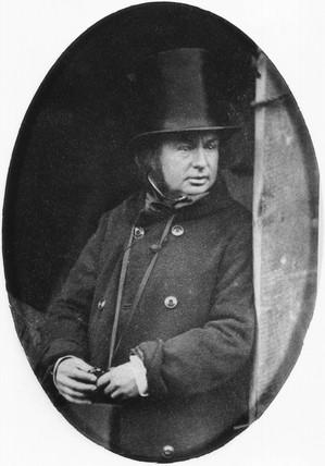 Isambard Kingdom Brunel, English engineer, January 1858.