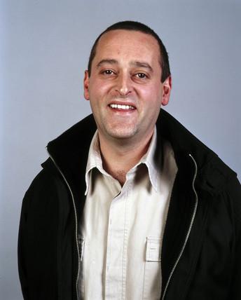 Lee Pickering, male contraceptive trialist, December 2000.