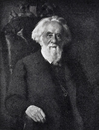 Sir William Huggins, British astronomer and astrophysicist, late 19th century.