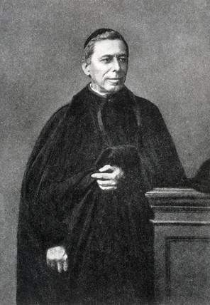 Angelo Secchi, Italian astronomer, c 1860s.