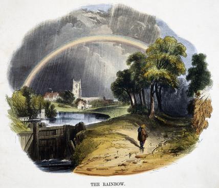 'The Rainbow', 1849.