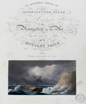 Shipwreck, 1827.