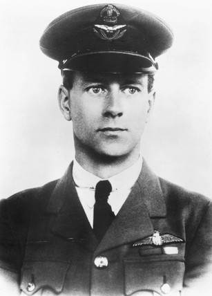 Sir Arthur Whitten Brown, British aviator, c 1912-1919.