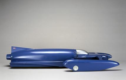 'Bluebird K7',  World Water Speed Record contender, 1958.