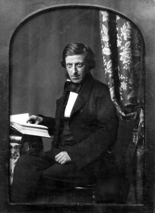 Frederick Scott Archer, photographic pioneer, c 1840s.