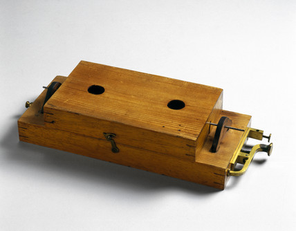 Reis telephone, 1863.