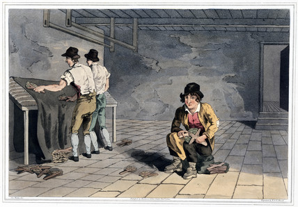 'The Preemer Boy', 1814.