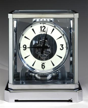 Jaeger-LeCoultre 'Atmos II' self-winding clock, c 1939.