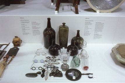 'Technology in Everyday Life 1750-1820', Science Museum, London, April 2000.