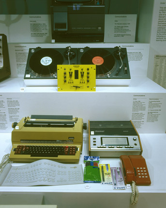 'Technology in Everyday Life 1968-2000', di