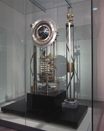 First prototype of the 'Clock of the Long Now', 1999.