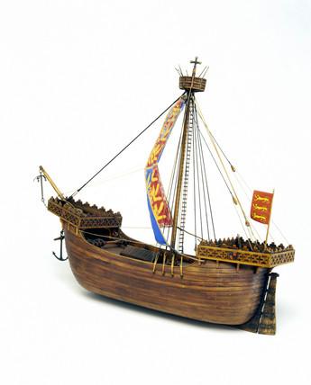 English ship, c 1426.