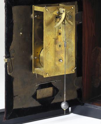 'Haagsche Klokje', pendulum clock, c 1657.