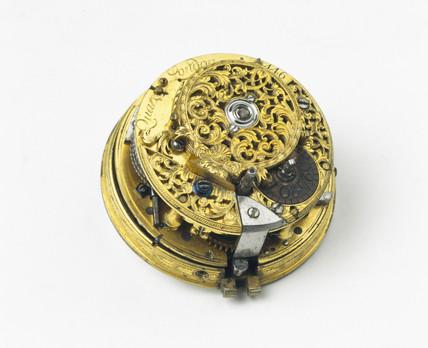 Quarter repeating watch, c 1700.