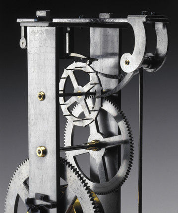 Galileo's pendulum clock, c 1642.