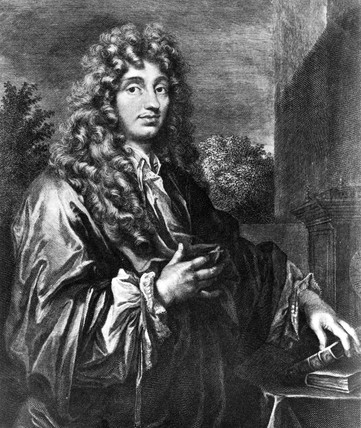 Christiaan Huygens, Dutch physicist, c 1670.