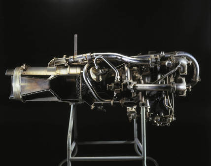 Spectre rocket engine, c 1956.