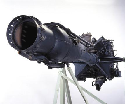 Walter 109-509A rocket engine, c 1943.