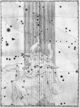 The constellation Taurus, 1603.