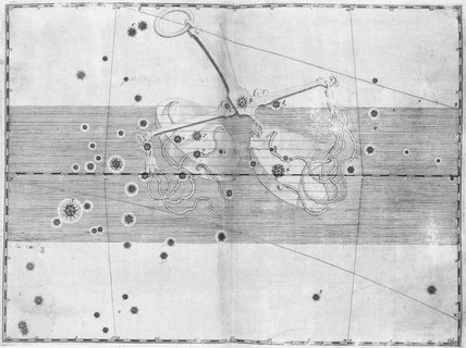 The constellation Libra, 1603.