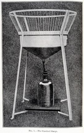 Owens' deposition gauge, 1913.