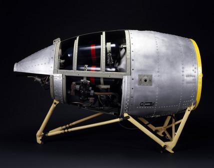 Walter 109-500 rocket engine, c 1944.