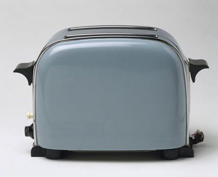 Automatic electric 'pop-up' toaster, c 1960.