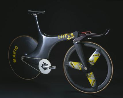 Lotusport bicycle, 1992.