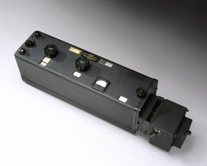 Beckman DU ultraviolet photoelectric spectrophotometer, 1950s.