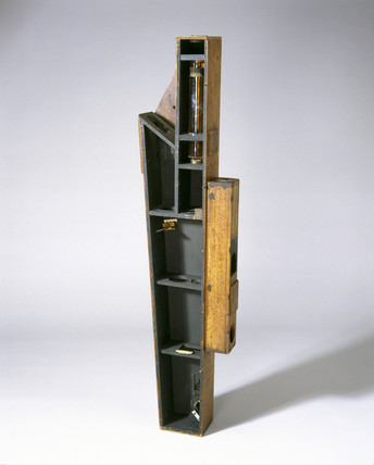 Dobson's original ozone spectrometer, 1926.