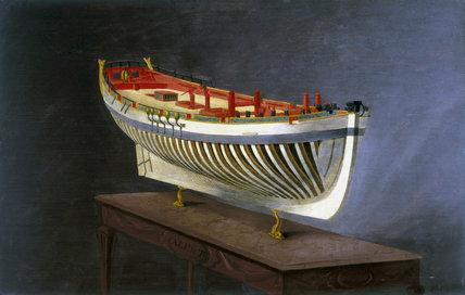 HMS 'Alert', 1775.