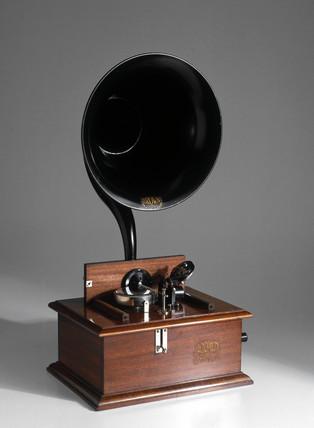 Frenophone loudspeaker amplifier, 1922.