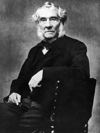 Sir James Allport, late 19th century. All