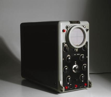 Oscilloscope, c 1960s.