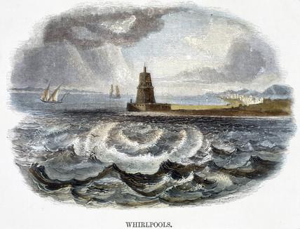 'Whirlpools', 1849.