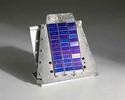 Telstar solar cells, c 1980s.