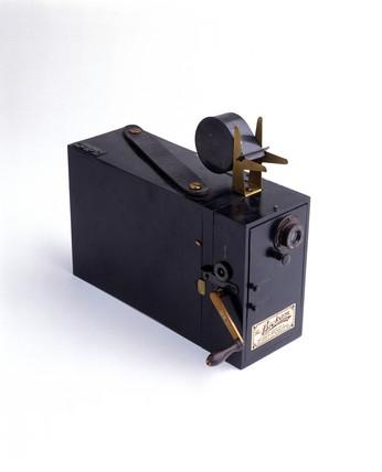 Biokam camera-projector, 1899.
