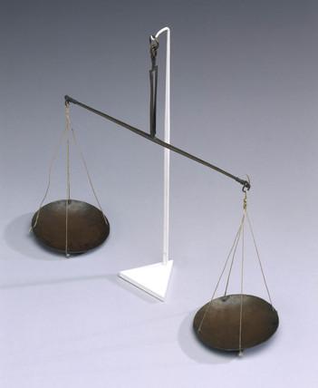 Roman balance, AD 350.