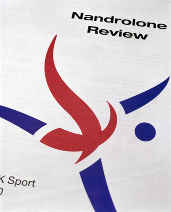 Report on the banned substance nandrolone, 2000.