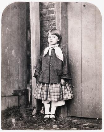 Sarah G Hobson, 1860.