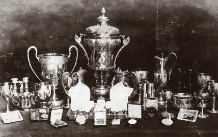 Prizes won by C S Rolls, c 1894-1910.